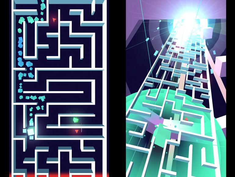 Hyper, Hyper: Highscorer Hyper Maze Arcade