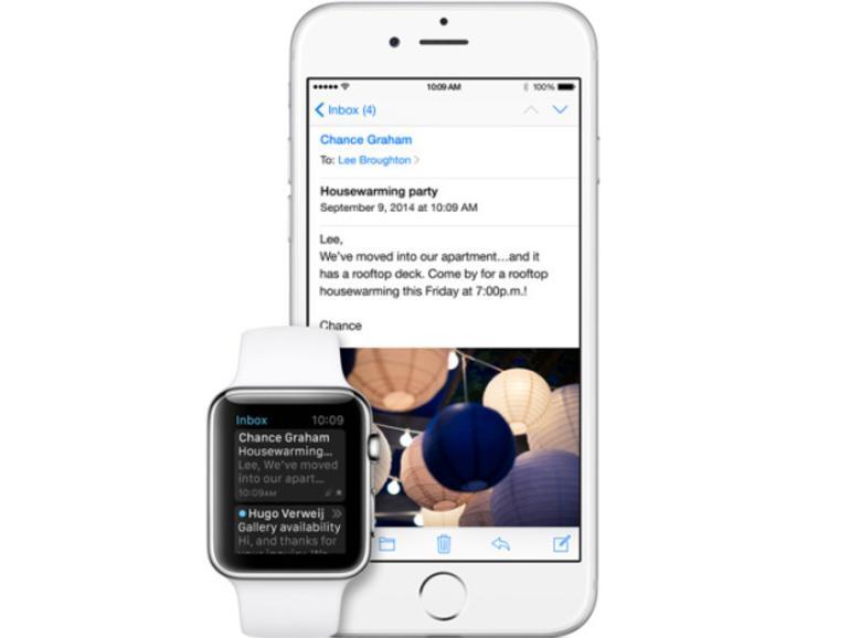 iOS 8.2 kommt im März - kurz vor dem Erscheinen der Apple Watch im April