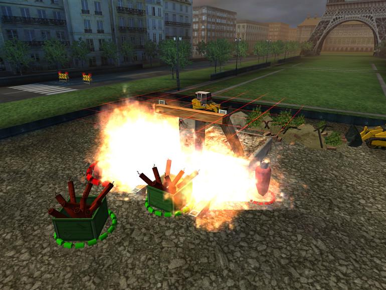 TNT Master: Destroy everything!