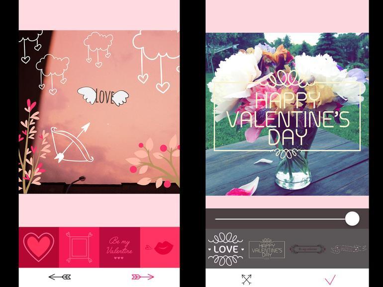 Valentine Box: Liebesbotschaften zum Valentinstag