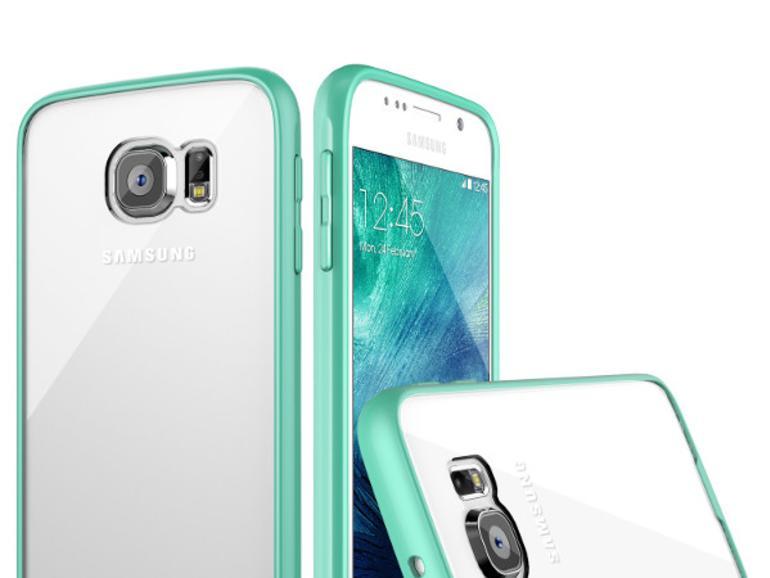 Basierend auf diesen schematischen Zeichnungen hat GSMArena Render-Bilder des Galaxy S6 erstellt.