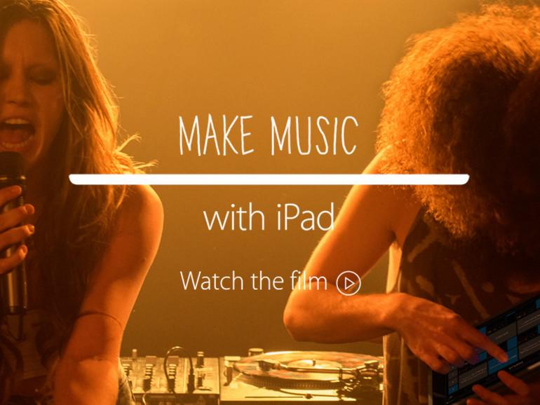 Apple selbst listet mehrere Apps und zusätzliches iPad-Zubehör, das sich für die speziellen Anwendungsgebiete der verschiedenen Künstler eignet