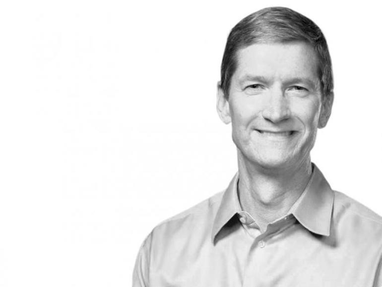 Zum Ende der Woche wird Apples CEO Tim Cook einen Auftritt im Weißen Haus absolvieren