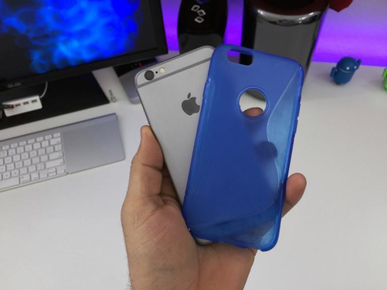 Hüllen können jede Menge Informationen über den Formfaktor von Geräten, wie dem iPhone, verraten - dagegen will Apple nun massiv vorgehen.