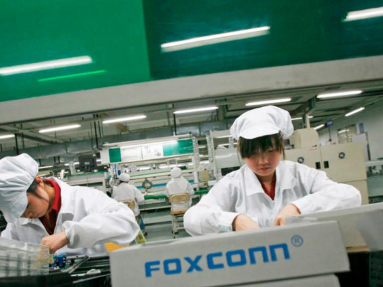 Besonders die Arbeitsverhältnisse beim Apple-Partner Foxconn stehen immer wieder in der Kritik.