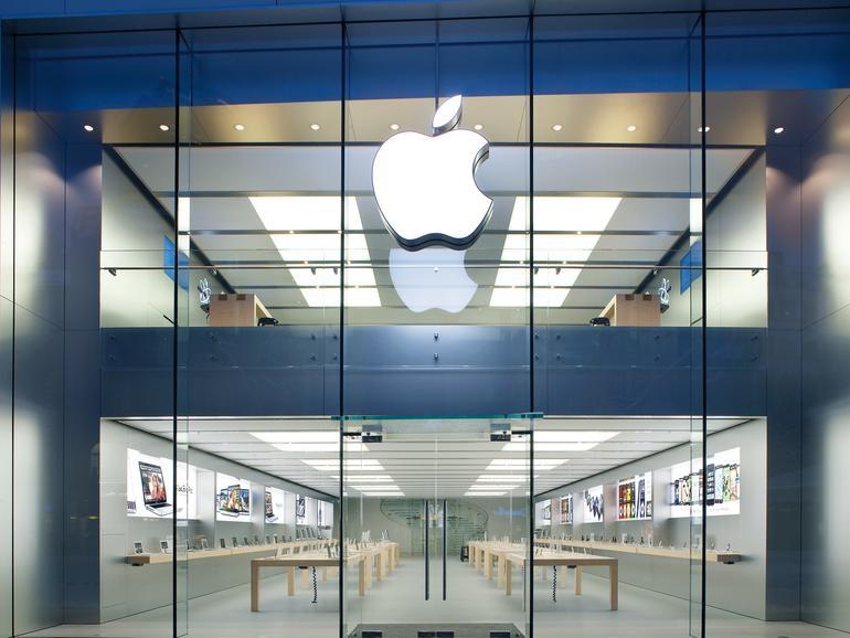 Apple Store Große Bockenheimer Straße in Frankfurt am Main