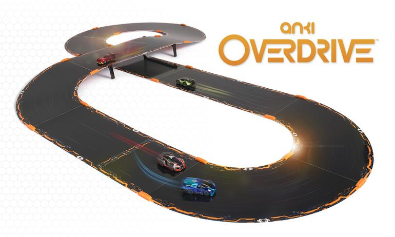Anki Overdrive in Aktion.