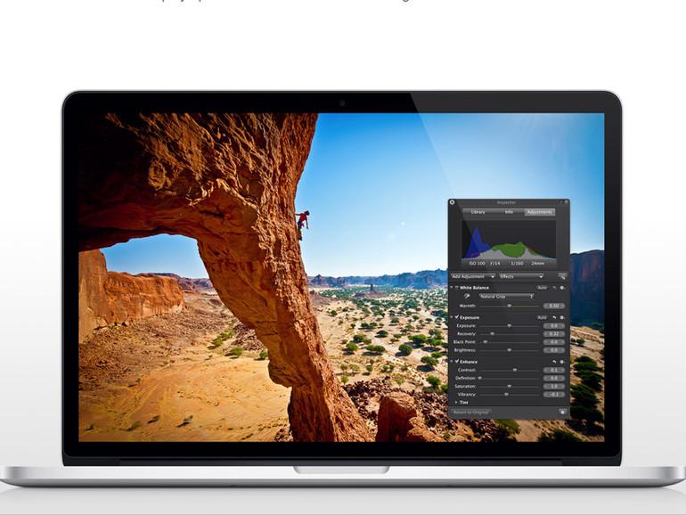 OS X-Nutzer, die die App Aperture bereits installiert haben, können die App jedoch weiterhin verwenden