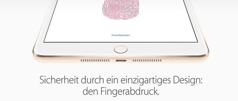 Ipad Mini der 3. Generation