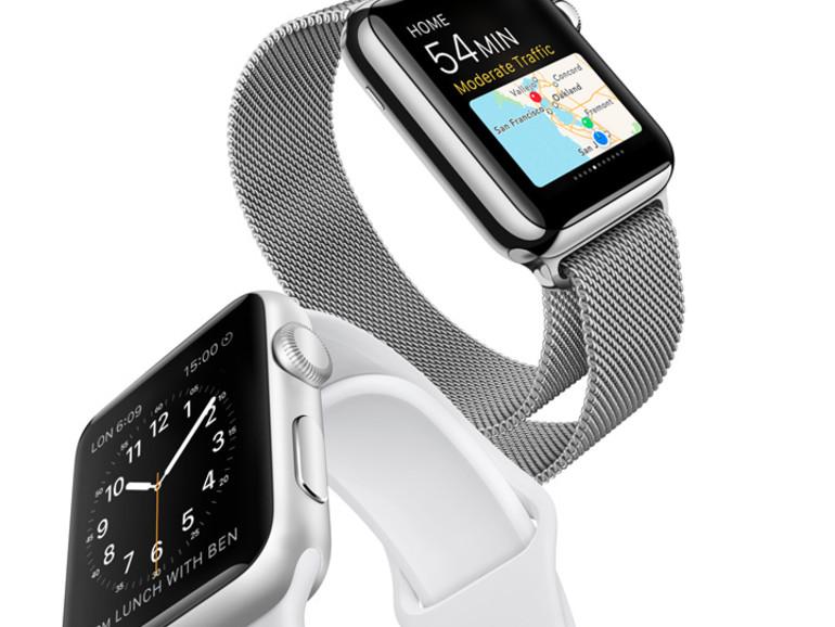 Apple Watch kommt heute Abend 18 Uhr deutscher Zeit