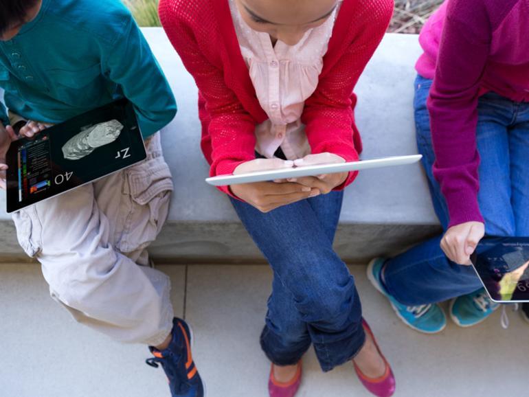 Apple räumt zu Beginn der E-Mail ein, dass iPads vergleichsweise teuer sind