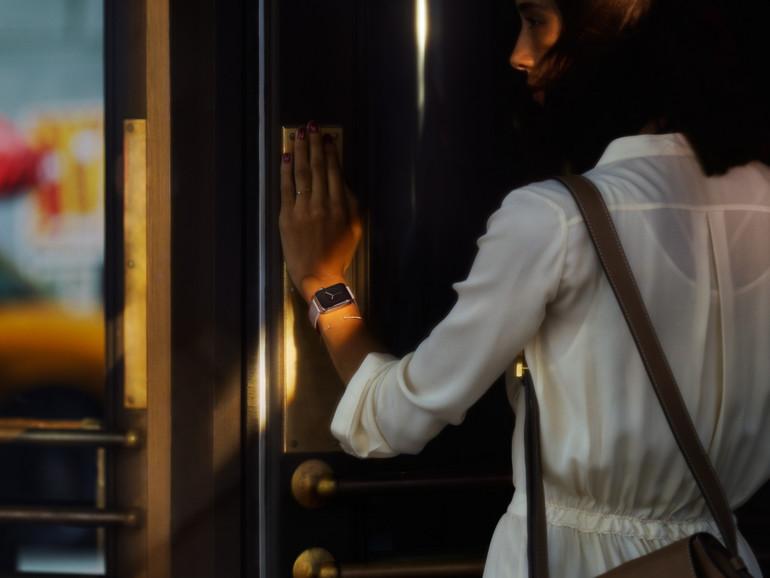 Apple gibt die Akkulaufzeit seiner Apple Watch offiziell mit rund 18 Stunden an
