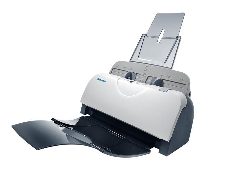 Dokumentenscanner AD125 von Avision