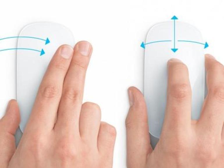 Clever Tricks für die Magic Mouse erleichtern das Arbeiten