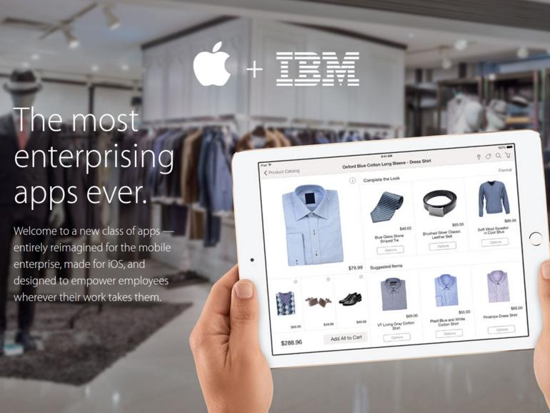 IBM und Apple haben weitere Business-Apps veröffentlicht – darunter vier erste Apps für Krankenschwestern, Pfleger, Ärzte, Patienten und Krankenhäuser.