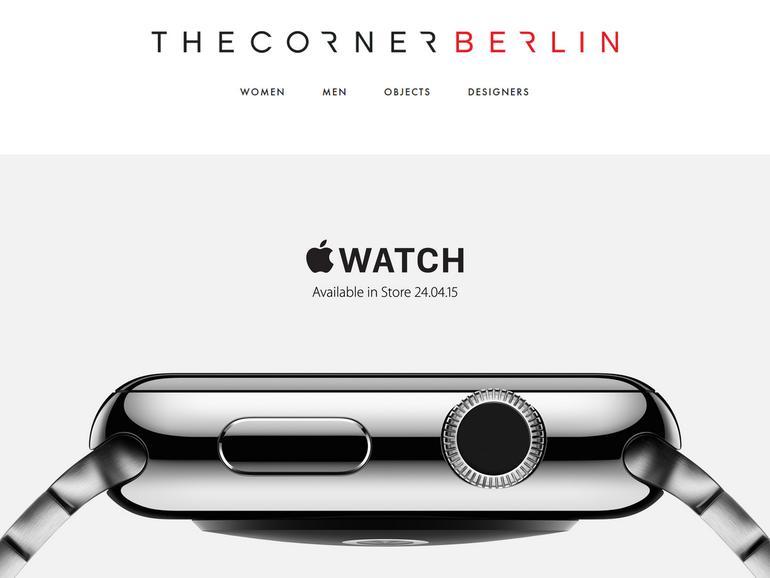 Apple hat zwar bereits vor einiger Zeit verraten, dass Kunden die Apple Watch auch in diesen sechs hochklassigen Boutiquen kaufen können