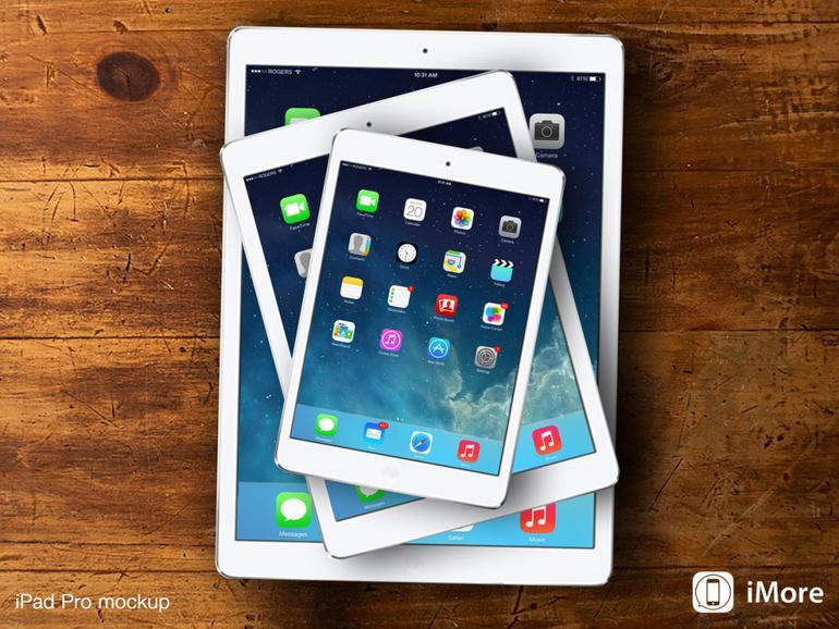 Möglicherweise wurde ein Prototyp des iPad Pro gestohlen