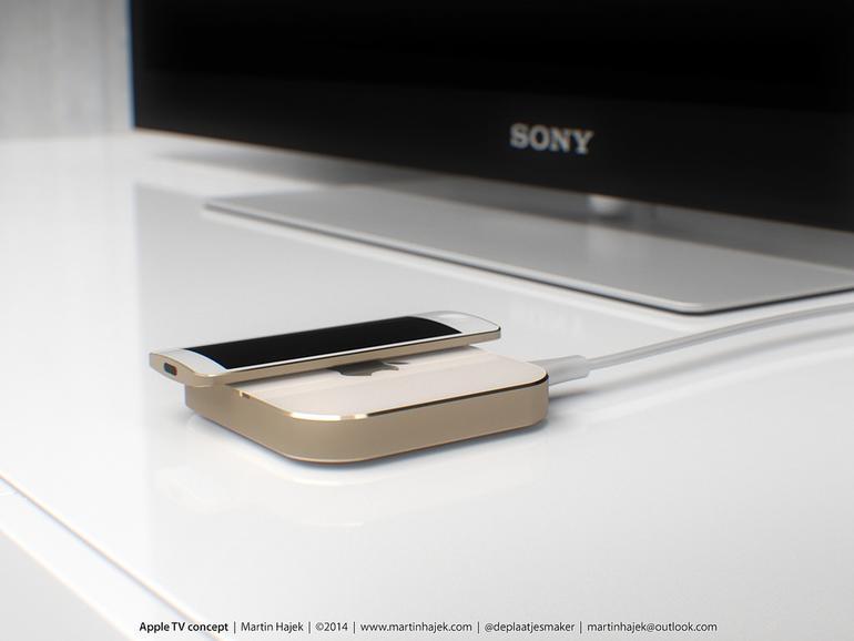 Könnte so die neue Apple TV-Hardware aussehen?