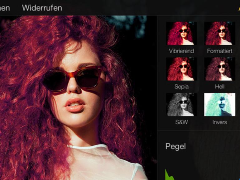 Pixelmator steht seit gestern Abend auch im deutschen App Store zum Download bereit