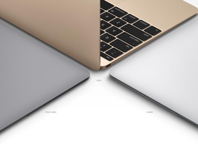 Apples neues MacBook besitzt nur noch einen Anschluss
