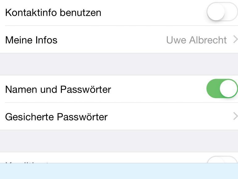 Die 5 besten Passwortmanager für OS X und iOS