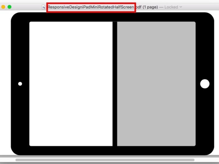 Ein erster Hinweis deutet auf eine Split-Screen-Funktion beim iPad mini 4 hin