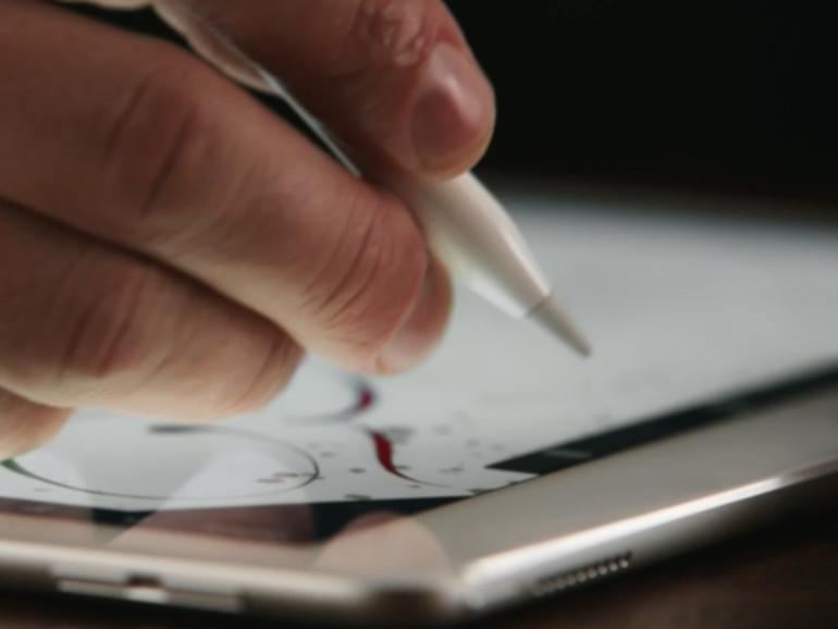 Das iPad Pro bekommt einen Stylus