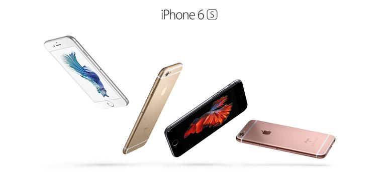 Das iPhone 6s und das iPhone 6s Plus stellen Apples neueste Generation dar