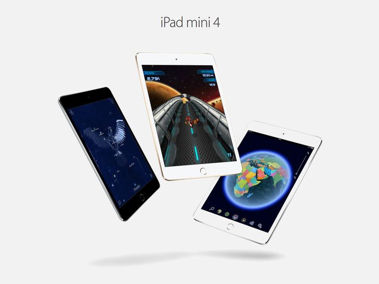Apple hat das iPad mini mit der vierten Generation ein klein wenig überarbeitet