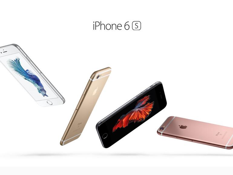 Die Lieferzeiten für das iPhone 6s verlängern sich
