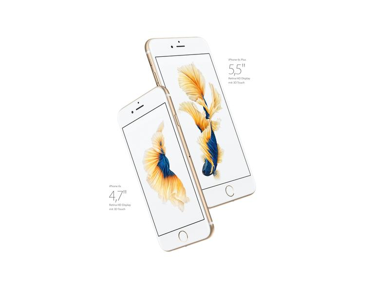 iphone 6s apple hat mit der auslieferung der iphones begonnen mac life. Black Bedroom Furniture Sets. Home Design Ideas