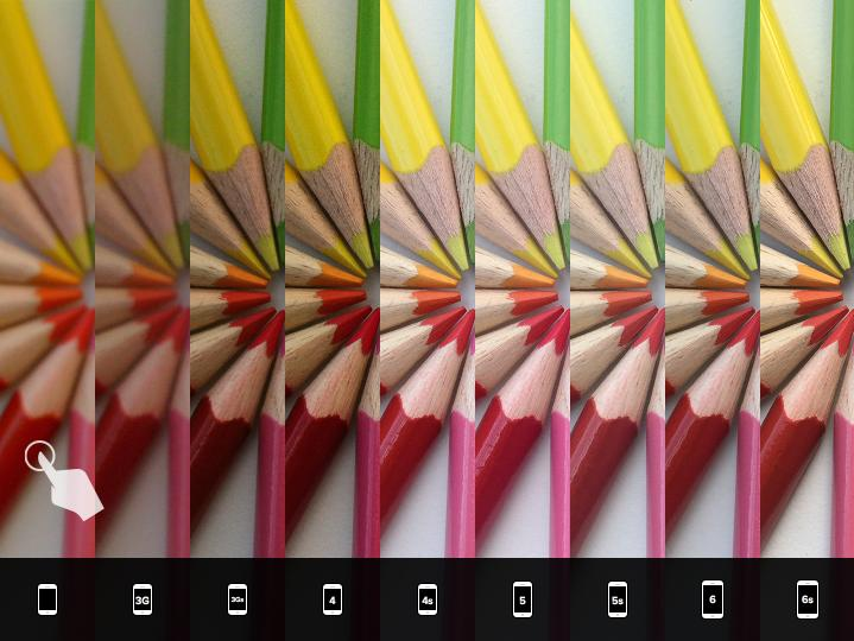 Alle iPhone-Kameras im Vergleich