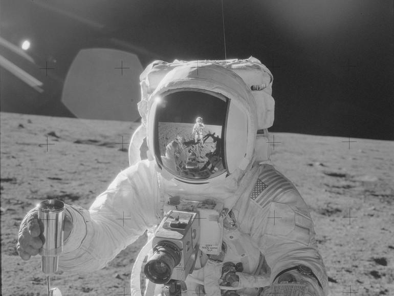 Der Mond als Wallpaper: NASA veröffentlicht unzählige Fotos