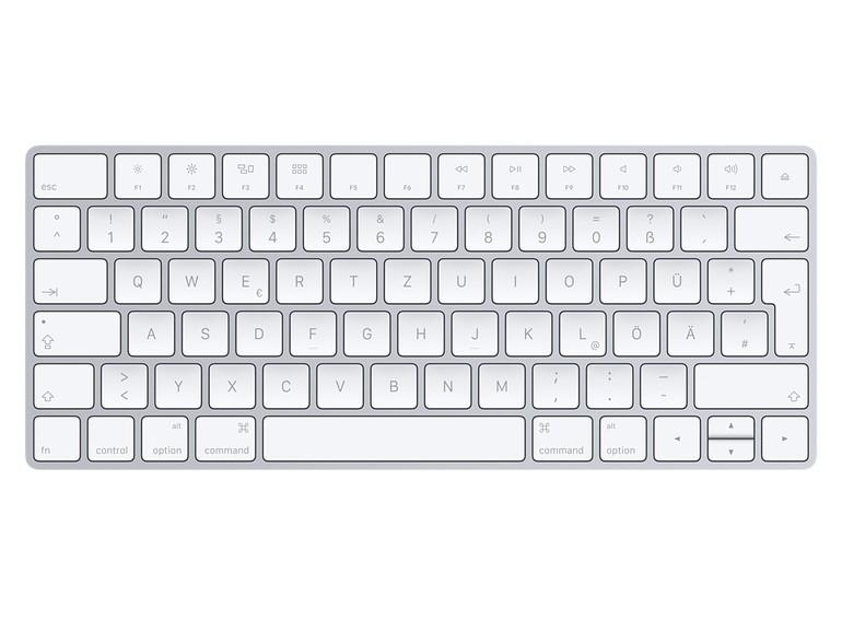 Magic Keyboard, Magic Mouse 2 und Magic Trackpad 2 ab sofort verfügbar