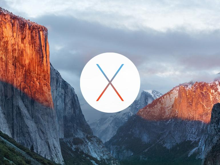 OS X 10.11 El Capitan im Überblick