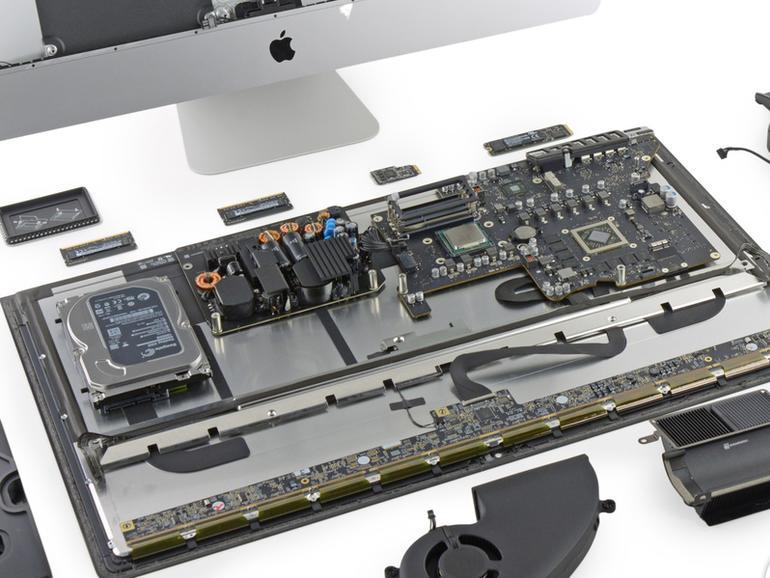 Der Arbeitsspeicher des neuen 27-Zoll-iMacs ist erweiterbar