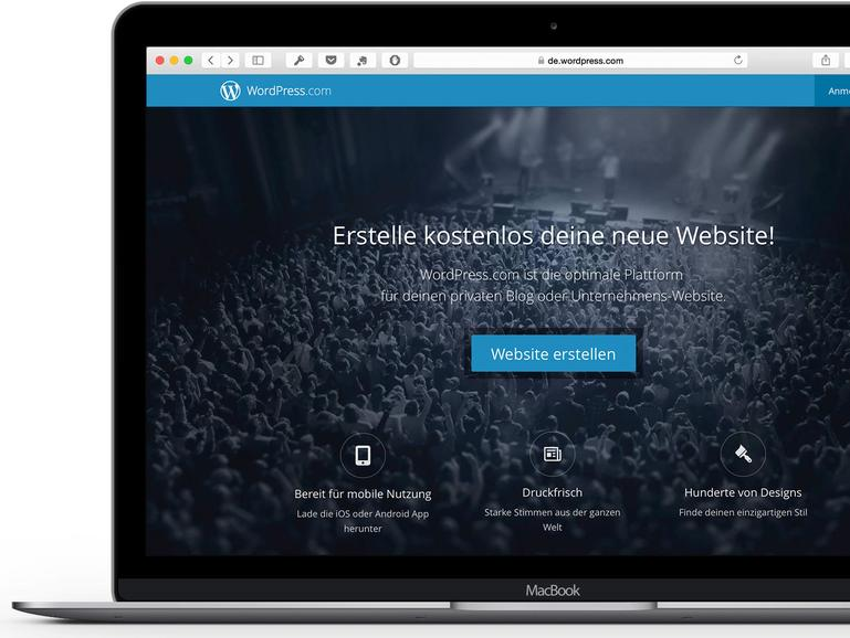 Wordpress schnell und einfach auf dem Webserver eines Webhosters installieren