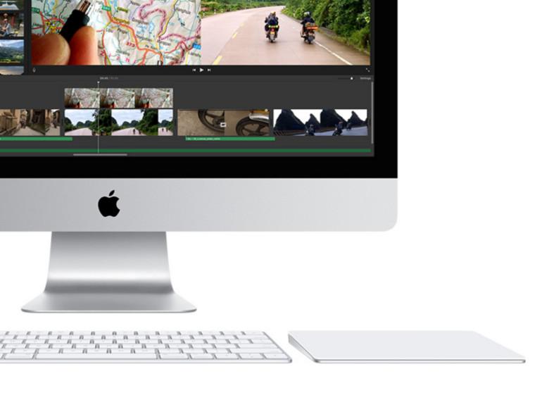 Apple hat neues Zubehör für die Macs auf den Markt gebracht