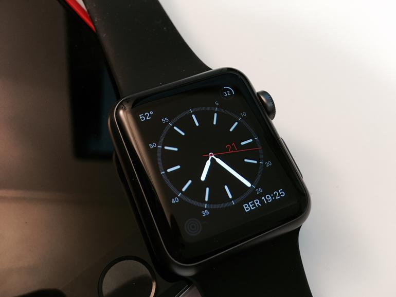 Apple veröffentlicht watchOS-2.0.1-Update für Apple Watch