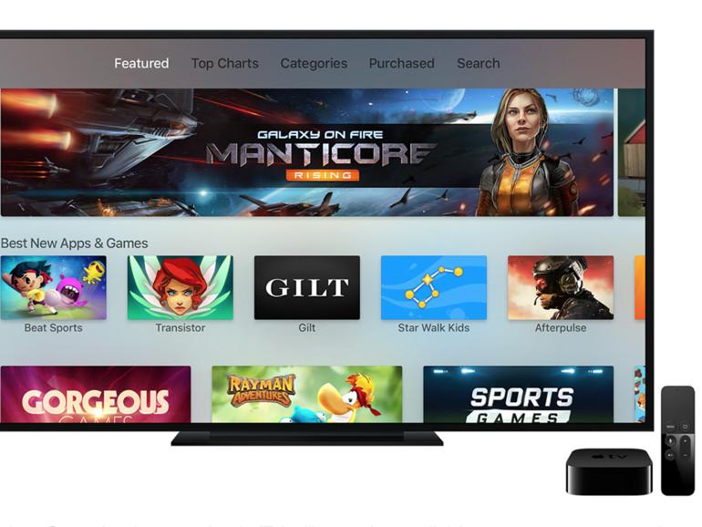 Apple hat nun die finale tvOS-Version für Entwickler veröffentlicht