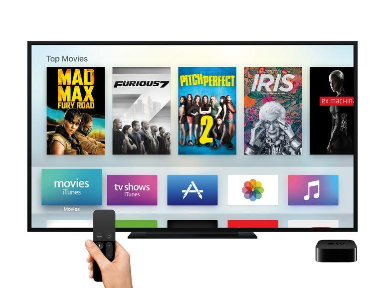 Apple TV 4: Release, deutscher Preis, Infos und Test