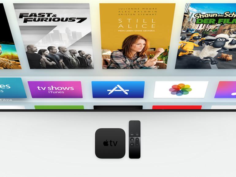 Apple TV 4 kann ab sofort gekauft werden