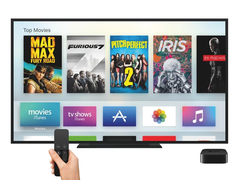 Endlich da: Apple TV 4! Wir haben die neue Set-Top-Box ausführlich getestet.