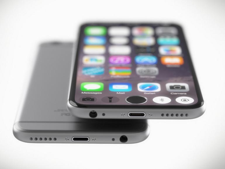 Der Grafik-Künstler Martin Hajek hat schon einmal ein mögliches Design des iPhone 7 entworfen