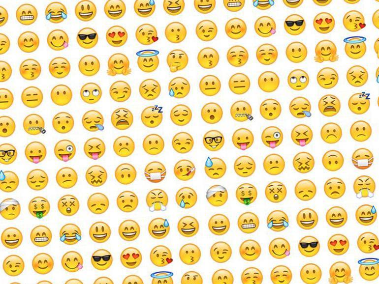 Bedeutung smiley whatsapp liste
