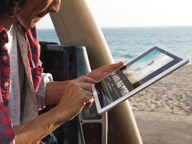 Das iPad Pro gibt es ab Mittwoch zu kaufen