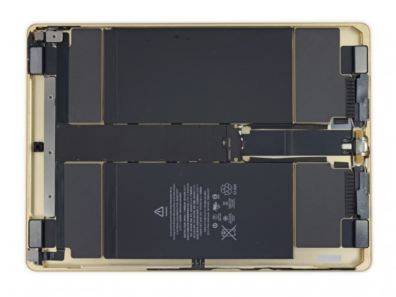 iFxit hat das iPad Pro bereits auseinandergenommen