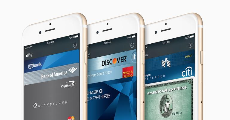 Apple Pay auf dem Apple Watch