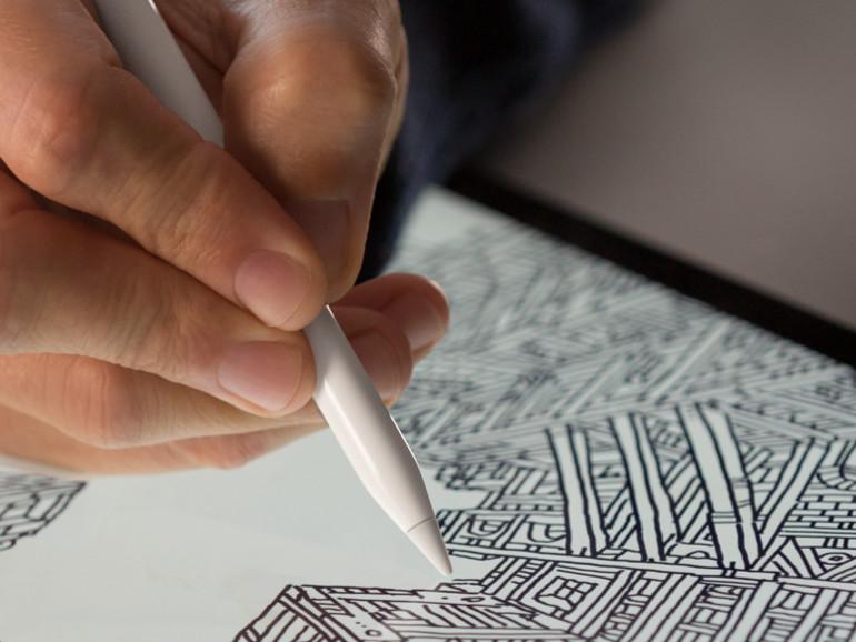 Apple will die Lieferzeiten für den Apple Pencil und das Smart Keyboard in den nächsten Tagen schrumpfen lassen