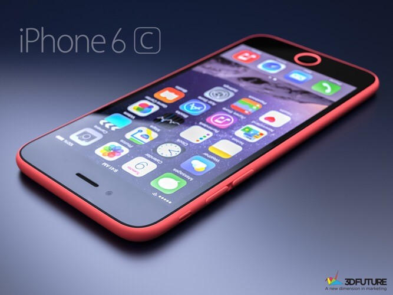 So stellt sich 3DFuture.net das iPhone 6c vor